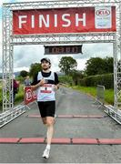 7 September 2019; Eric Keogh from Donore Harriers Athletic Club Dublin overall winner of the Kia Race Series – Round 8 at Blessington Lakes in Wicklow. Photo by Matt Browne/Sportsfile