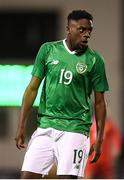 6 September 2019; Jonathan Afolabi of Republic of Ireland during the UEFA European U21 Championship Qualifier Group 1 match between Republic of Ireland and Armenia at Tallaght Stadium in Tallaght, Dublin. Photo by Stephen McCarthy/Sportsfile