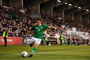 6 September 2019; Lee O'Connor of Republic of Ireland during the UEFA European U21 Championship Qualifier Group 1 match between Republic of Ireland and Armenia at Tallaght Stadium in Tallaght, Dublin. Photo by Stephen McCarthy/Sportsfile