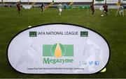 7 September 2019; A general view during the Megazyme Amputee Football League Cup Finals at Carlisle Grounds in Bray, Co Wicklow. Photo by Stephen McCarthy/Sportsfile