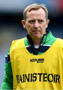 8 September 2019; Limerick manager Kevin Connolly before the Liberty Insurance All-Ireland Premier Junior Camogie Championship Final match between Kerry and Limerick at Croke Park in Dublin. Photo by Piaras Ó Mídheach/Sportsfile