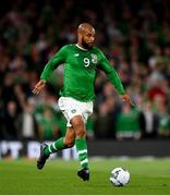 5 September 2019; David McGoldrick of Republic of Ireland during the UEFA EURO2020 Qualifier Group D match between Republic of Ireland and Switzerland at Aviva Stadium, Lansdowne Road in Dublin. Photo by Seb Daly/Sportsfile