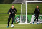 8 September 2019; Ronan Curtis during a Republic of Ireland training session at the FAI National Training Centre in Abbotstown, Dublin. Photo by Stephen McCarthy/Sportsfile