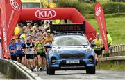 7 September 2019; Action from the Kia Race Series – Round 8 at Blessington Lakes in Wicklow. Photo by Matt Browne/Sportsfile