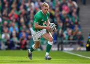 7 September 2019; Keith Earls of Ireland during the Guinness Summer Series match between Ireland and Wales at Aviva Stadium in Dublin. Photo by Brendan Moran/Sportsfile