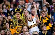8 September 2019; Kilkenny supporters during the Liberty Insurance All-Ireland Senior Camogie Championship Final match between Galway and Kilkenny at Croke Park in Dublin. Photo by Ramsey Cardy/Sportsfile