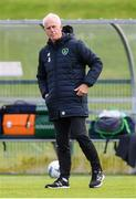 9 September 2019; Republic of Ireland manager Mick McCarthy during a Republic of Ireland training session at the FAI National Training Centre in Abbotstown, Dublin. Photo by Stephen McCarthy/Sportsfile