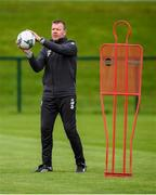 9 September 2019; Republic of Ireland goalkeeping coach Alan Kelly during a Republic of Ireland training session at the FAI National Training Centre in Abbotstown, Dublin. Photo by Stephen McCarthy/Sportsfile