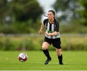 8 September 2019; Tara Bergin of Whitehall Rangers during the FAI Women's Intermediate Shield Final match between Manulla FC and Whitehall Rangers at Mullingar Athletic FC in Mullingar, Co. Westmeath. Photo by Seb Daly/Sportsfile