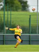 8 September 2019; Grace McAuley Ryan of Whitehall Rangers during the FAI Women's Intermediate Shield Final match between Manulla FC and Whitehall Rangers at Mullingar Athletic FC in Mullingar, Co. Westmeath. Photo by Seb Daly/Sportsfile