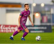 9 September 2019; Cameron Dummigan of Dundalk during the Extra.ie FAI Cup Quarter-Final match between Waterford and Dundalk at the Waterford Regional Sports Centre in Waterford. Photo by Seb Daly/Sportsfile