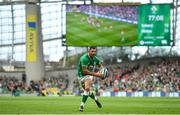 7 September 2019; Rob Kearney of Ireland during the Guinness Summer Series match between Ireland and Wales at Aviva Stadium in Dublin. Photo by David Fitzgerald/Sportsfile