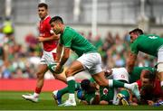 7 September 2019; Conor Murray of Ireland during the Guinness Summer Series match between Ireland and Wales at Aviva Stadium in Dublin. Photo by David Fitzgerald/Sportsfile