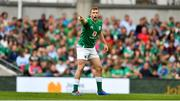 7 September 2019; Jack Carty of Ireland during the Guinness Summer Series match between Ireland and Wales at Aviva Stadium in Dublin. Photo by David Fitzgerald/Sportsfile