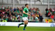 7 September 2019; Luke McGrath of Ireland during the Guinness Summer Series match between Ireland and Wales at Aviva Stadium in Dublin. Photo by David Fitzgerald/Sportsfile