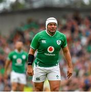 7 September 2019; Rory Best of Ireland during the Guinness Summer Series match between Ireland and Wales at Aviva Stadium in Dublin. Photo by David Fitzgerald/Sportsfile