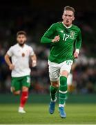 10 September 2019; Ronan Curtis of Republic of Ireland during the 3 International Friendly match between Republic of Ireland and Bulgaria at Aviva Stadium, Lansdowne Road in Dublin. Photo by Stephen McCarthy/Sportsfile