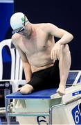 11 September 2019; Barry McClements competing in the heats of the Men's 100m Butterfly S9 during day three of the World Para Swimming Championships 2019 at London Aquatic Centre in London, England. Photo by Tino Henschel/Sportsfile