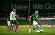 10 September 2019; Jack Byrne of Republic of Ireland during the 3 International Friendly match between Republic of Ireland and Bulgaria at Aviva Stadium, Lansdowne Road in Dublin. Photo by Stephen McCarthy/Sportsfile