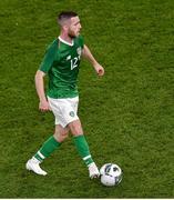 10 September 2019; Jack Byrne of Republic of Ireland during the 3 International Friendly match between Republic of Ireland and Bulgaria at Aviva Stadium, Dublin. Photo by Ben McShane/Sportsfile