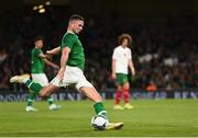 10 September 2019; Alan Browne of Republic of Ireland during the 3 International Friendly match between Republic of Ireland and Bulgaria at Aviva Stadium, Dublin. Photo by Eóin Noonan/Sportsfile