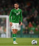 10 September 2019; Conor Hourihane of Republic of Ireland during the 3 International Friendly match between Republic of Ireland and Bulgaria at Aviva Stadium, Dublin. Photo by Eóin Noonan/Sportsfile