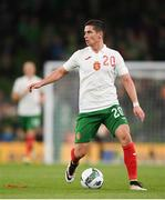 10 September 2019; Ivan Goranov of Bulgaria during the 3 International Friendly match between Republic of Ireland and Bulgaria at Aviva Stadium, Dublin. Photo by Eóin Noonan/Sportsfile