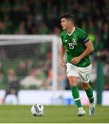 10 September 2019; John Egan of Republic of Ireland during the 3 International Friendly match between Republic of Ireland and Bulgaria at Aviva Stadium, Dublin. Photo by Eóin Noonan/Sportsfile