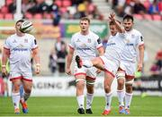 7 September 2019; Billy Burns of Ulster during the Pre-season Friendly match between Ulster and Glasgow Warriors at Kingspan Stadium in Belfast. Photo by Oliver McVeigh/Sportsfile