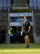 14 September 2019; Brian Fenton of Dublin walks the pitch before the GAA Football All-Ireland Senior Championship Final Replay between Dublin and Kerry at Croke Park in Dublin. Photo by Piaras Ó Mídheach/Sportsfile