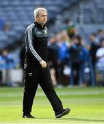 14 September 2019; Kerry manager Peter Keane walks the pitch before the GAA Football All-Ireland Senior Championship Final Replay between Dublin and Kerry at Croke Park in Dublin. Photo by Piaras Ó Mídheach/Sportsfile