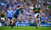 14 September 2019; David Clifford of Kerry in action against Brian Howard of Dublin during the GAA Football All-Ireland Senior Championship Final Replay match between Dublin and Kerry at Croke Park in Dublin. Photo by David Fitzgerald/Sportsfile