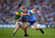 14 September 2019; Ciarán Kilkenny of Dublin in action against Brian Ó Beaglaoich of Kerry during the GAA Football All-Ireland Senior Championship Final Replay match between Dublin and Kerry at Croke Park in Dublin. Photo by Eóin Noonan/Sportsfile