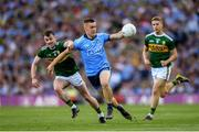 14 September 2019; Con O'Callaghan of Dublin in action against Tom O'Sullivan of Kerry during the GAA Football All-Ireland Senior Championship Final Replay match between Dublin and Kerry at Croke Park in Dublin. Photo by Eóin Noonan/Sportsfile