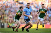 14 September 2019; Ciarán Kilkenny of Dublin in action against Paul Murphy of Kerry during the GAA Football All-Ireland Senior Championship Final Replay match between Dublin and Kerry at Croke Park in Dublin. Photo by Eóin Noonan/Sportsfile
