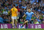 14 September 2019; Eoin Murchan of Dublin celebrates after scoring his side's first goal during the GAA Football All-Ireland Senior Championship Final Replay match between Dublin and Kerry at Croke Park in Dublin. Photo by Ramsey Cardy/Sportsfile