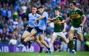 14 September 2019; Eoin Murchan of Dublin shoots to score his side's first goal during the GAA Football All-Ireland Senior Championship Final Replay match between Dublin and Kerry at Croke Park in Dublin. Photo by David Fitzgerald/Sportsfile