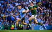 14 September 2019; Eoin Murchan of Dublin in action against David Moran of Kerry during the GAA Football All-Ireland Senior Championship Final Replay match between Dublin and Kerry at Croke Park in Dublin. Photo by David Fitzgerald/Sportsfile