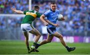 14 September 2019; Ciarán Kilkenny of Dublin in action against Diarmuid O'Connor of Kerry during the GAA Football All-Ireland Senior Championship Final Replay match between Dublin and Kerry at Croke Park in Dublin. Photo by David Fitzgerald/Sportsfile