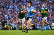14 September 2019; Con O'Callaghan of Dublin in action against Tom O'Sullivan of Kerry during the GAA Football All-Ireland Senior Championship Final Replay match between Dublin and Kerry at Croke Park in Dublin. Photo by Sam Barnes/Sportsfile