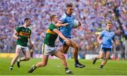 14 September 2019; James McCarthy of Dublin in action against Gavin Crowley of Kerry during the GAA Football All-Ireland Senior Championship Final Replay match between Dublin and Kerry at Croke Park in Dublin. Photo by Sam Barnes/Sportsfile