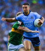 14 September 2019; James McCarthy of Dublin in action against Gavin Crowley of Kerry during the GAA Football All-Ireland Senior Championship Final Replay match between Dublin and Kerry at Croke Park in Dublin. Photo by David Fitzgerald/Sportsfile