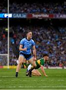 14 September 2019; Brian Fenton of Dublin celebrates winning a free during the GAA Football All-Ireland Senior Championship Final Replay match between Dublin and Kerry at Croke Park in Dublin. Photo by Seb Daly/Sportsfile