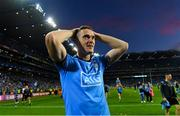 14 September 2019; Brian Fenton of Dublin celebrates after the GAA Football All-Ireland Senior Championship Final Replay between Dublin and Kerry at Croke Park in Dublin. Photo by Piaras Ó Mídheach/Sportsfile