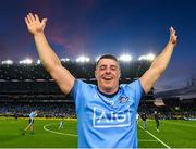 14 September 2019; Brian Howard of Dublin celebrates following the GAA Football All-Ireland Senior Championship Final Replay between Dublin and Kerry at Croke Park in Dublin. Photo by Seb Daly/Sportsfile