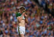 14 September 2019; Tommy Walsh of Kerry following the GAA Football All-Ireland Senior Championship Final Replay match between Dublin and Kerry at Croke Park in Dublin. Photo by Eóin Noonan/Sportsfile