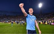 14 September 2019; Brian Fenton of Dublin celebrates following the GAA Football All-Ireland Senior Championship Final Replay match between Dublin and Kerry at Croke Park in Dublin. Photo by Sam Barnes/Sportsfile