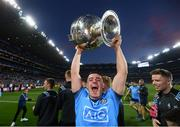 14 September 2019; Brian Howard of Dublin celebrates with the Sam Maguire cup following the GAA Football All-Ireland Senior Championship Final Replay between Dublin and Kerry at Croke Park in Dublin. Photo by Stephen McCarthy/Sportsfile