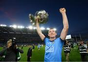 14 September 2019; Brian Fenton of Dublin with the Sam Maguire cup following the GAA Football All-Ireland Senior Championship Final Replay match between Dublin and Kerry at Croke Park in Dublin. Photo by Ramsey Cardy/Sportsfile