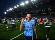 14 September 2019; Cian O'Sullivan of Dublin celebrates following the GAA Football All-Ireland Senior Championship Final Replay between Dublin and Kerry at Croke Park in Dublin. Photo by Stephen McCarthy/Sportsfile